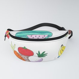 Fruits and Veggies Fanny Pack