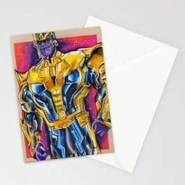 Thanos - Infinity War Stationery Cards