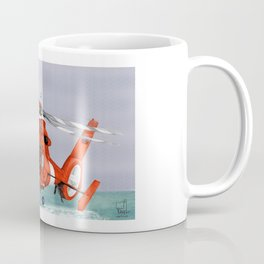 DOLPHIN RESCUE Coffee Mug