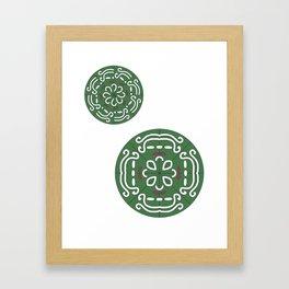 Mandala Project Two Framed Art Print