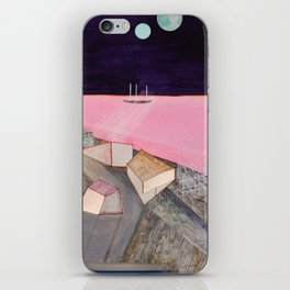 Nisja: the night train 11 iPhone Skin
