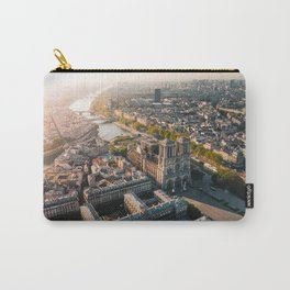 Notre Dame Rise Again Carry-All Pouch