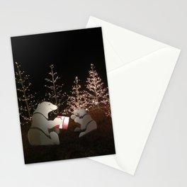 Polar Bear Christmas Stationery Cards