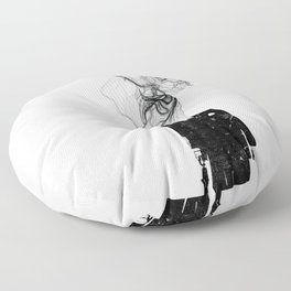 An Offer You Can't Refuse Floor Pillow