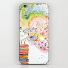 I WISH iPhone Skin
