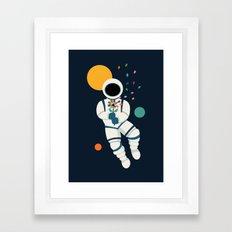 Last Beautiful Framed Art Print