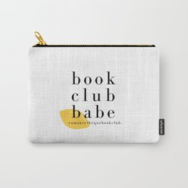 Book club babe Carry-All Pouch