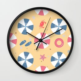 Sandy Wall Clock