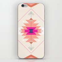 kilim iPhone & iPod Skins featuring Kilim Inspired by Nayla Smith