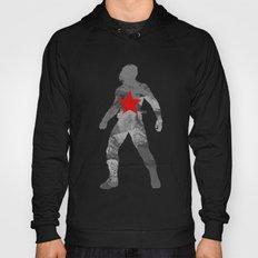 Winter Soldier (Bucky Barnes) Hoody