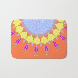 Spring fling Dream Catcher Bath Mat