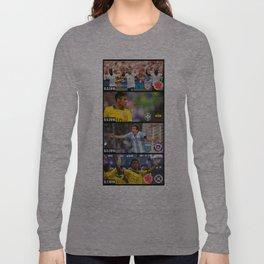 el road trip de la copa Long Sleeve T-shirt