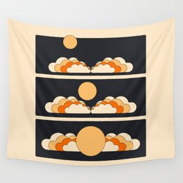 Moonrise Wall Tapestry