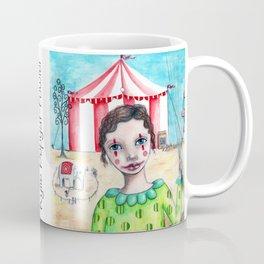 Circus time by Kylie Fowler Coffee Mug