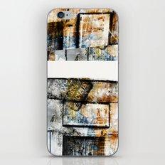 Aphasie iPhone & iPod Skin