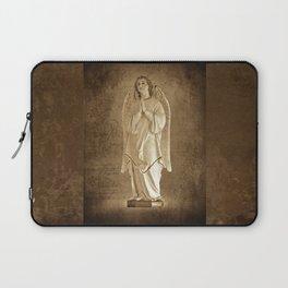 Archangel Gabriel in Prayer Laptop Sleeve