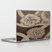 fierce Laptop & iPad Skins featuring Fierce by fawnadine