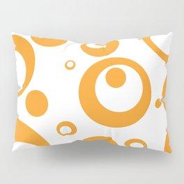 Circles Dots Bubbles :: Marmalade Inverse Pillow Sham
