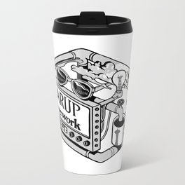 Arup WeWork West Project Patch Metal Travel Mug