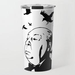 Alfred Hitchcock's Birds Travel Mug