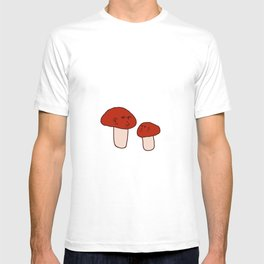 contentious shrooms T-shirt