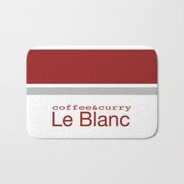 Le Blanc Coffee & Curry Bath Mat