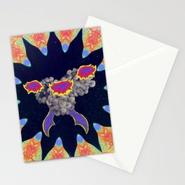 The Creation of Chronos Stationery Cards