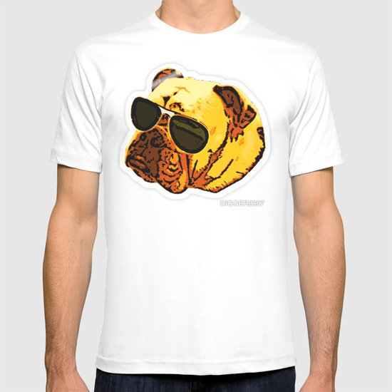 Aviator Angus T-shirt