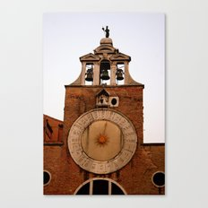 Tick Tock Canvas Print