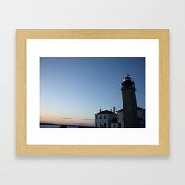 Beavertail Framed Art Print