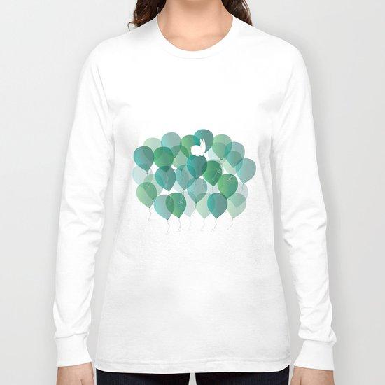 Ballons  Long Sleeve T-shirt