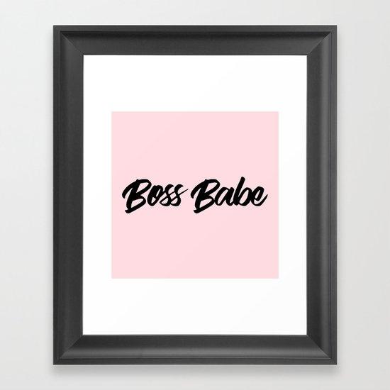 Boss Babe by marblemayhem