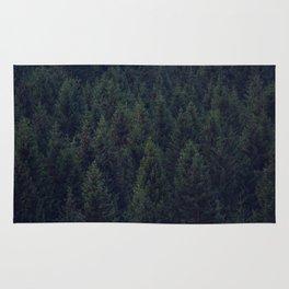 Deep In The Woods Rug