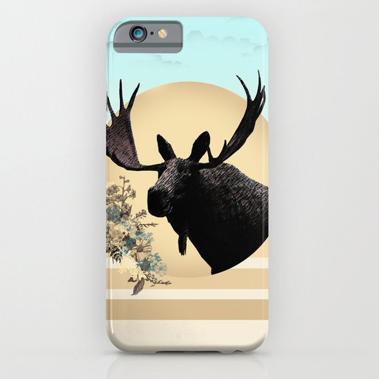 Moose iPhone & iPod Case