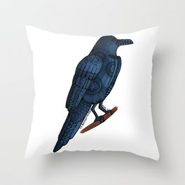 Wing It Throw Pillow