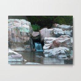 Castor River Shut Ins III Metal Print