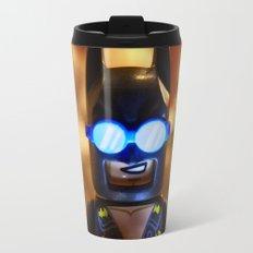 Beach Bat Travel Mug