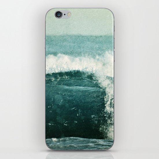 nouvelle vague iPhone & iPod Skin