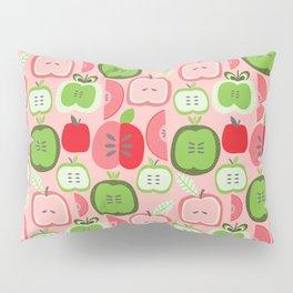 Retro Apples Pillow Sham
