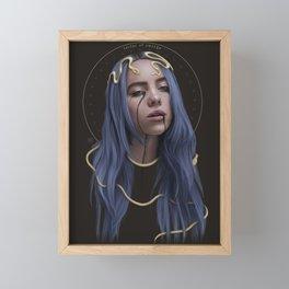 LUCTOR ET EMERGO Framed Mini Art Print