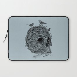 Skull Nest Laptop Sleeve