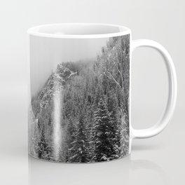 Fog in the Canyon Coffee Mug