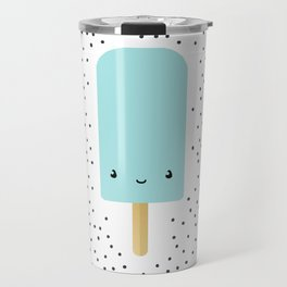 kids art poster, popsicle mint, kids nursery, wall art, Travel Mug