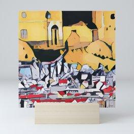Abstract 50 #8 Mini Art Print