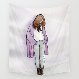 Cozy Cardigan Wall Tapestry