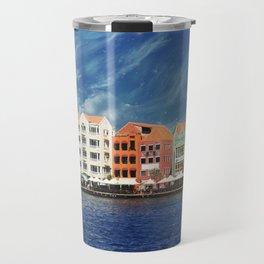 Willemstad, Curaçao Travel Mug