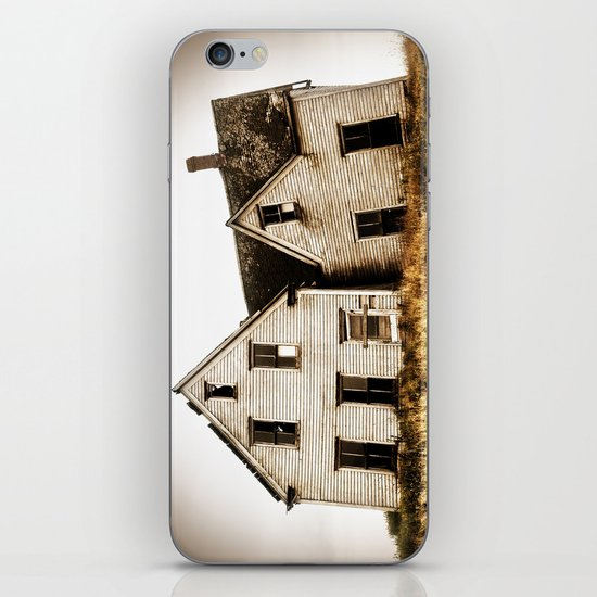 The High Bank House iPhone & iPod Skin