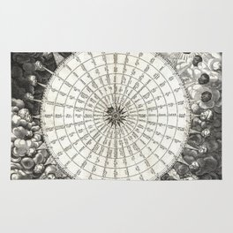 Wind Rose-Geographicus Anemographica-1650 Rug