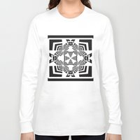 labyrinth Long Sleeve T-shirts featuring Labyrinth by 13Halliwell