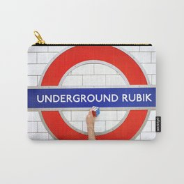 Underground Rubik Carry-All Pouch
